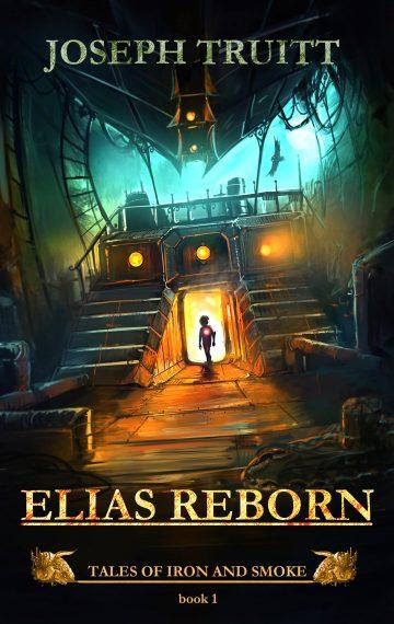 Book 1 Elias Reborn