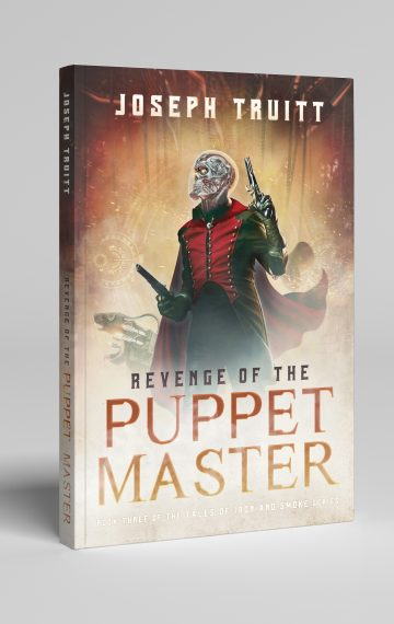 Book 3: The Revenge of the PuppetMaster